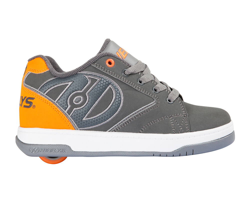 c7affdad4d97 Heelys Propel 2.0 charcoal/orange/grey - Gurulós cipők