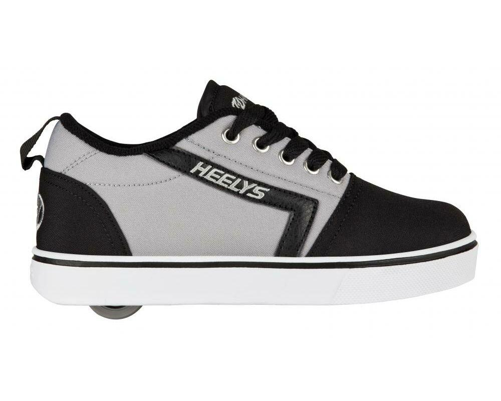 e60e61502086 Heelys GR8 Pro black/grey - Gurulós cipők