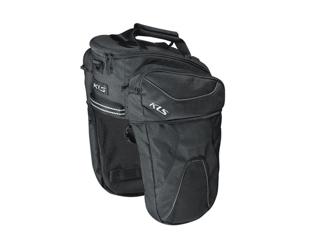 e3eaee46730b Kelly's Space 15 black csomagtartó táska Katt rá a felnagyításhoz