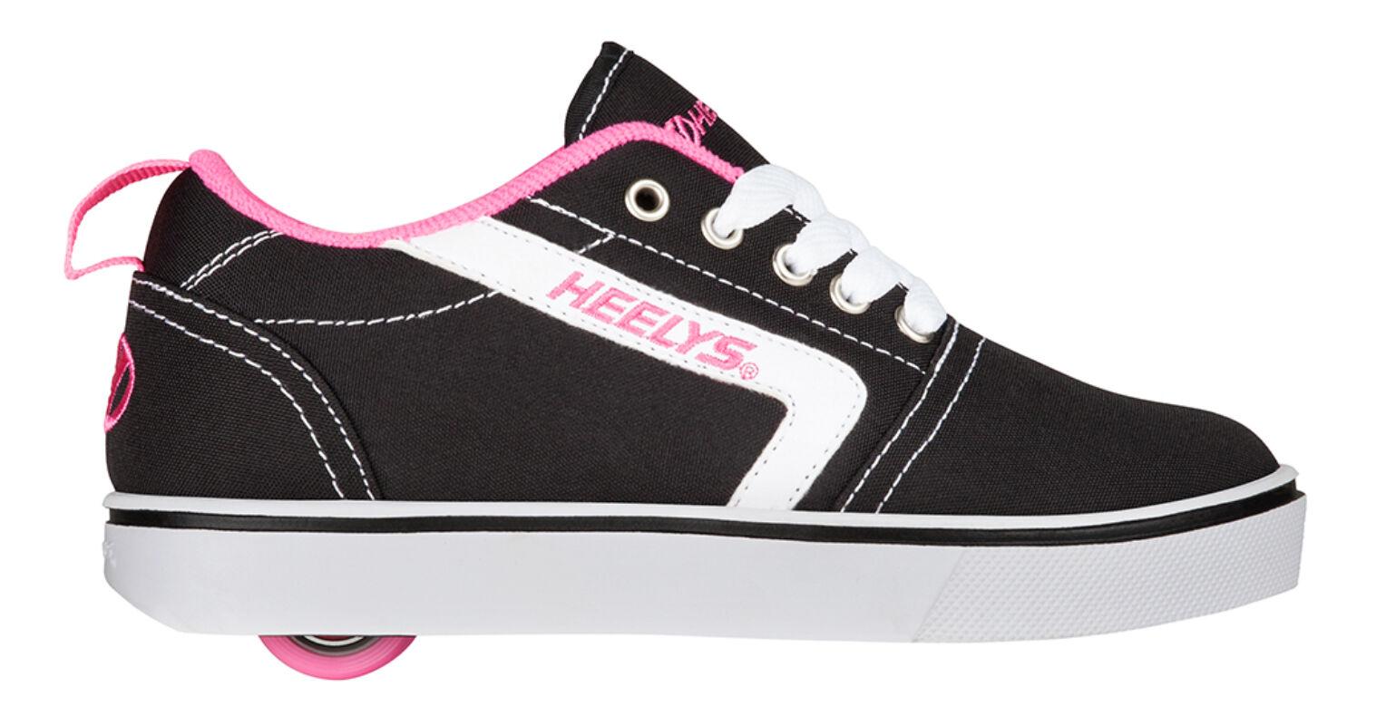 67fd62a7b2ba Heelys GR8 Pro black/white/pink - Gurulós cipők