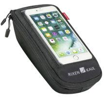 Klickfix PhoneBag Plus M, fekete telefontartó