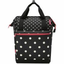 Klickfix Roomy GT, mixed dots csomagtartó táska
