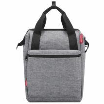 Klickfix Roomy GT, twist silver csomagtartó táska