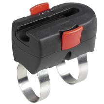 Klickfix Twin Adapter U-lakathoz