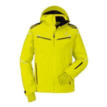 Schöffel Ski Jacket Zürs1, evening primrose sídzseki