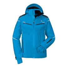 Schöffel Ski Jacket Zürs1, blue jewel sídzseki