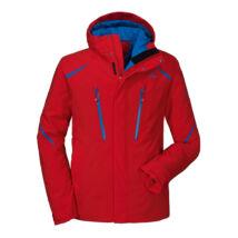 Schöffel Ski Jacket Bad Gastein, fiery red sídzseki