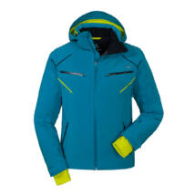 Schöffel Ski Jacket Sierra Nevada1, blue jewel sídzseki