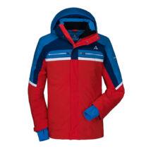 Schöffel Ski Jacket Bergamo1, fiery red sídzseki