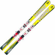 Völkl Racetiger Speedwall SL használt teszt síléc + Marker rMotion 12.0 D kötés 13/14