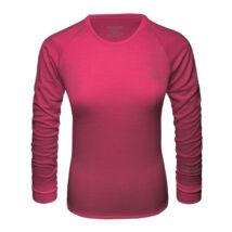 Schöffel Merino Sport Shirt 1/1 arm W, rasberry sorbet aláöltöző felső