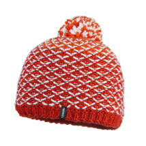 Schöffel Knitted Hat Coventry2, flame scarlet sapka