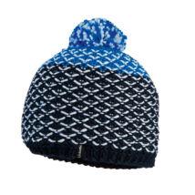 Schöffel Knitted Hat Coventry2, navy blazer sapka