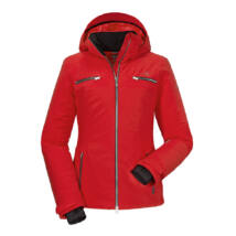 Schöffel Ski Jacket Maribor2, flame scarlet sídzseki