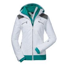 Schöffel Ski Jacket Toulouse2, bright white sídzseki