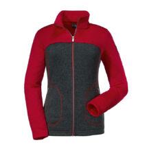 Schöffel Fleece Jacket Ischgl, flame scarlet pulóver