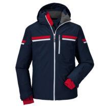 Schöffel Ski Jacket Val d'Isere, dress blue sídzseki
