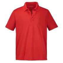 Schöffel Polo Shirt Leuven, tango red 2016