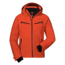 Schöffel Ski Jacket Sierra Nevada2, tangerine tango sídzseki