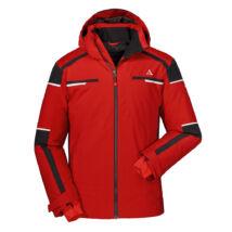 Schöffel Ski Jacket Bozen2, flame scarlet sídzseki