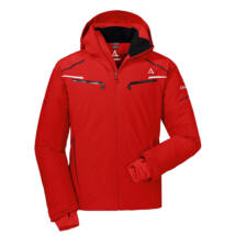 Schöffel Ski Jacket St Anton2, flame scarlet sídzseki