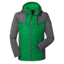 Schöffel Hybrid Jacket Engelberg, fern green dzseki