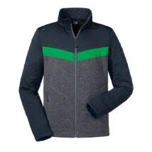 Schöffel Fleece Jacket Klostertal1, ebony pulóver