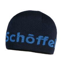 Schöffel Knitted Hat Uppsala2, navy blazer sapka