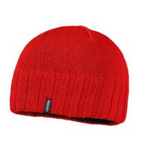 Schöffel Knitted Hat Dublin1, flame scarlet sapka