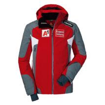 Schöffel Ski Jacket Helsinki3 RT, racing red sídzseki