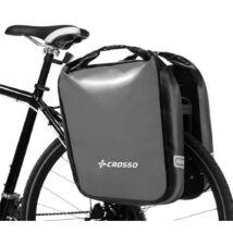 Crosso Dry big, szürke csomagtartó táska
