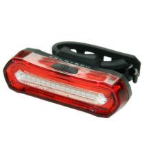 Velotech 16 chipLED USB hátsó lámpa