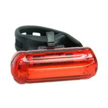 Velotech 15 chipLED hátsó lámpa