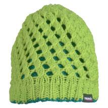 Reusch Kim Beanie, neon green sapka