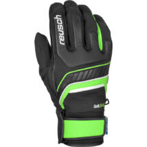 Reusch Thunder II R-TEX XT gloves, black/neon green síkesztyű