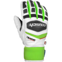 Reusch Training R-TEX XT gloves white/neon green síkesztyű