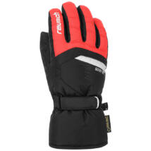 Reusch Bolt GTX Junior gloves, fire red black síkesztyű