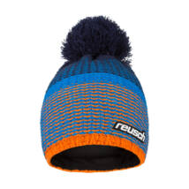 Reusch Enzo Beanie, brillant blue dress blue sapka