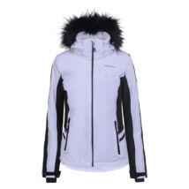 Icepeak Florence Jacket, white-black sídzseki