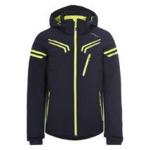 Icepeak Farwell Jacket, black-yellow sídzseki