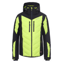 Icepeak Fenner Jacket, yellow-black sídzseki