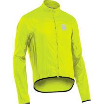 Northwave Breeze 2, sárga fluo kerékpáros dzseki