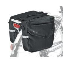 Kelly's Adventure 20, black csomagtartó táska