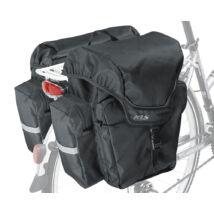 Kelly's Adventure 40, black csomagtartó táska