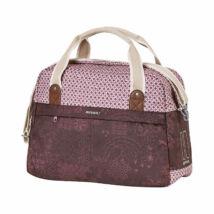 Basil Boheme Carry All single bag, piros csomagtartó táska