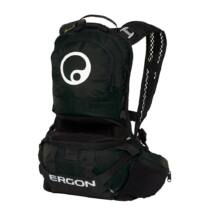 Ergon BE2 Enduro black small + BH150 ivózsák