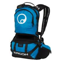 Ergon BE2 Enduro black/blue large + BH150 ivózsák