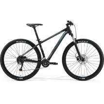 Merida Big.Nine 200, matt-black (silver/blue) 2019