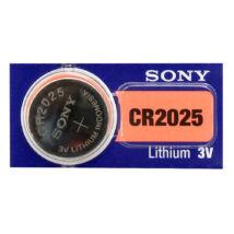 Sony CR2025 3V Lithium elem