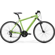 Merida Crossway 10-V, selyem világos zöld (fekete/zöld) 2020